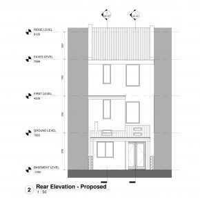 Rear Kitchen Extension, Hove